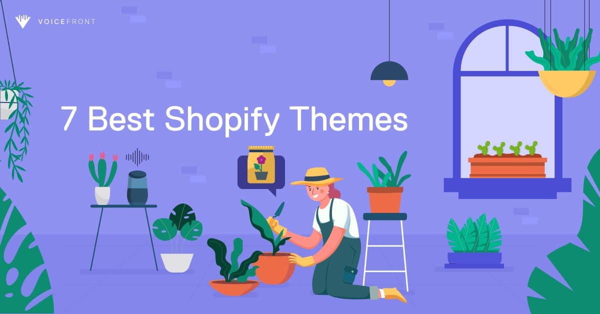 7 best shopify themes