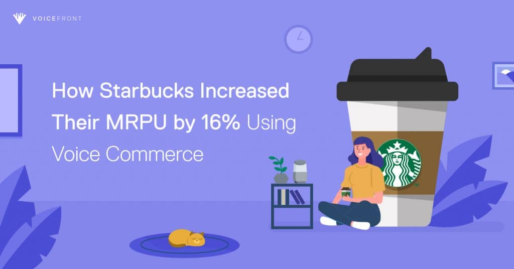 starbucks voice commerce